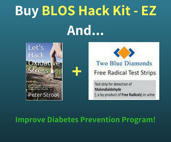 Purchase my eBook and Urine Oxidative Stress Kit to Imrpove your Diabetes Prevention Program
